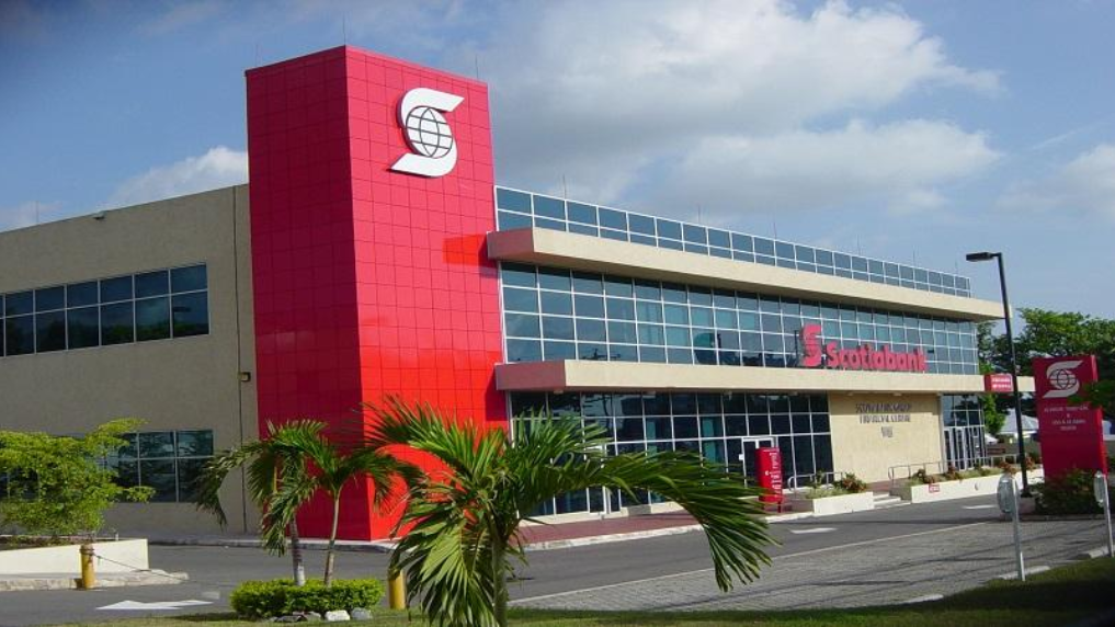 Antiguan PM reports positive talks for 40 percent stake in Scotiabank