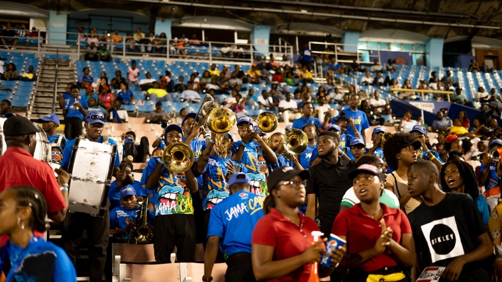 Official hydration sponsor, Pepsi used the event as an opportunity to support the Jamaican spirit of competition and athleticism through their talent focused Jama-ICAN campaign. (Photo contributed)