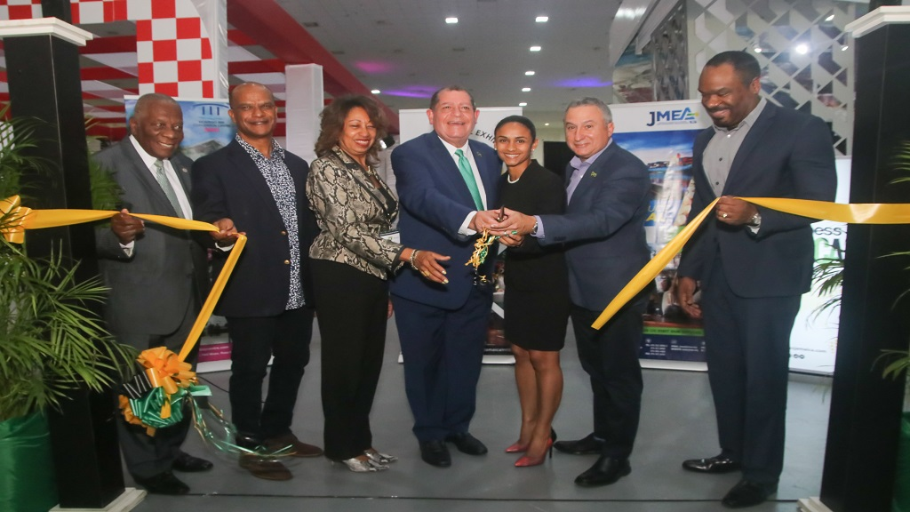 Shaw addressed the issue after participating in the ribbon-cutting to officially signal the opening the three-day 2019 JMEA Jamaica International Exhibition (JIE).