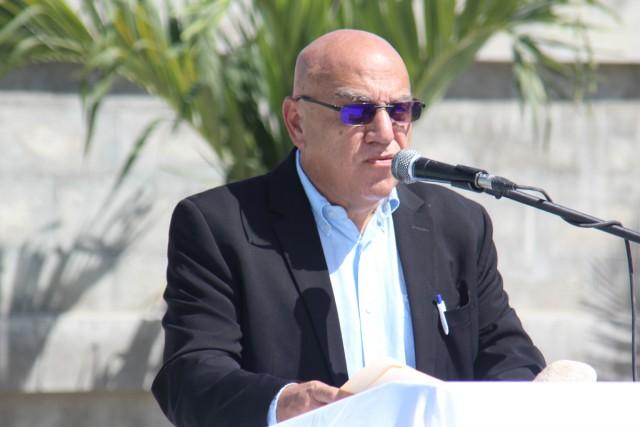 Reginald Boulos, homme d'affaire et initiateur du mouvement politique 3e voie