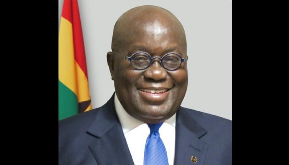 Ghanian president, Nana Addo Dankwa Akufo-Addo