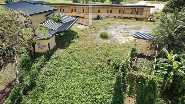 The Ramai Trace Hindu School is one of the schools in an advanced state of completion. Parents of students at the school have been calling for its completion and opening as soon as possible.