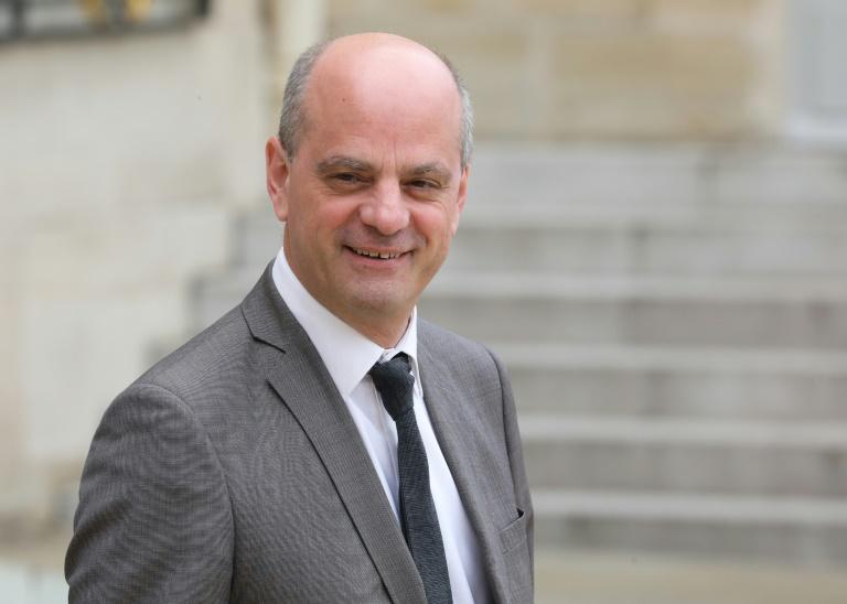 Le ministre de l'Education Jean-Michel Blanquer, le 12 juin 2019 à Paris