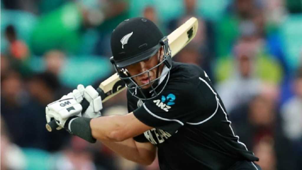 Ross Taylor played the pivotal innings.