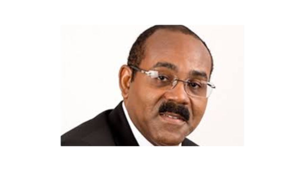 Antigua and Barbuda Prime Minister Gaston Browne