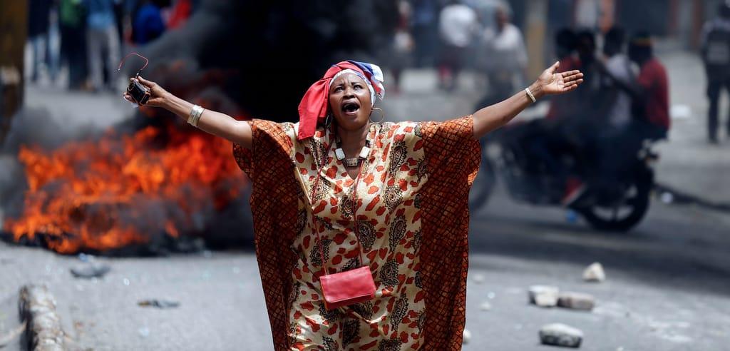 Un mort en marge de la manifestation réclamant la démission du préside