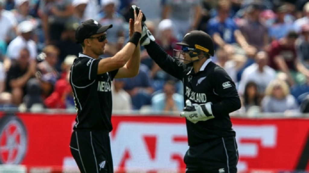 New Zealand will hope for more cause to celebrate on Wednesday.