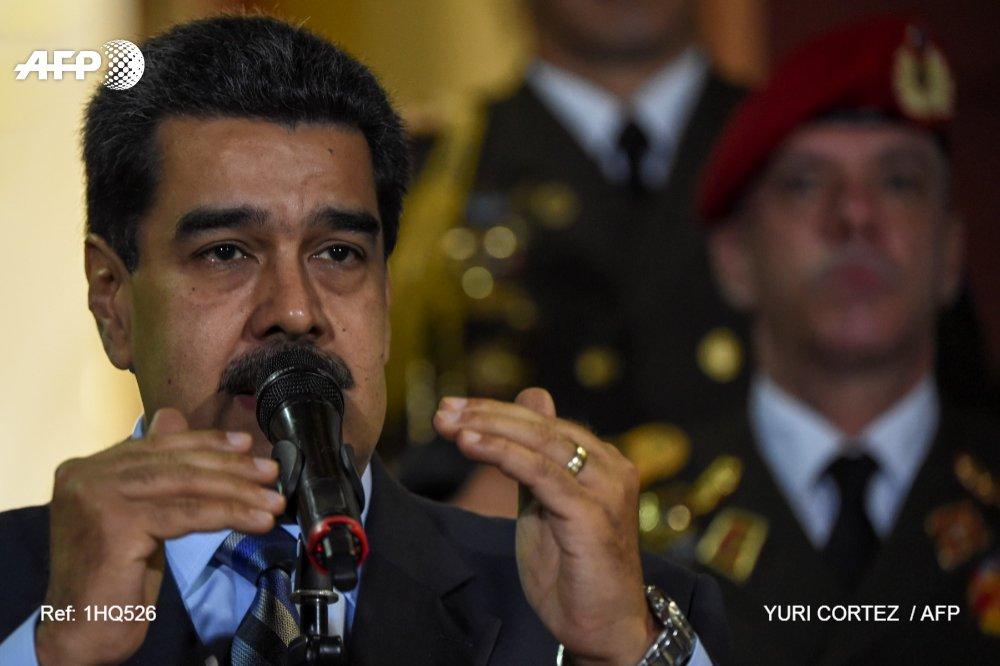 Le gouvernement accuse les Etats-Unis d'avoir voulu renverser Maduro — Venezuela