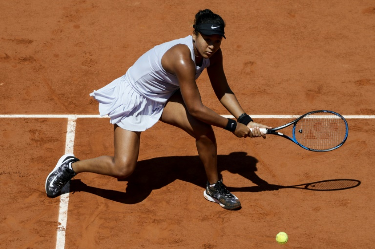 La Japonaise Naomi Osaka éliminée au 3e tour de Roland-Garros le 1er juin 2019