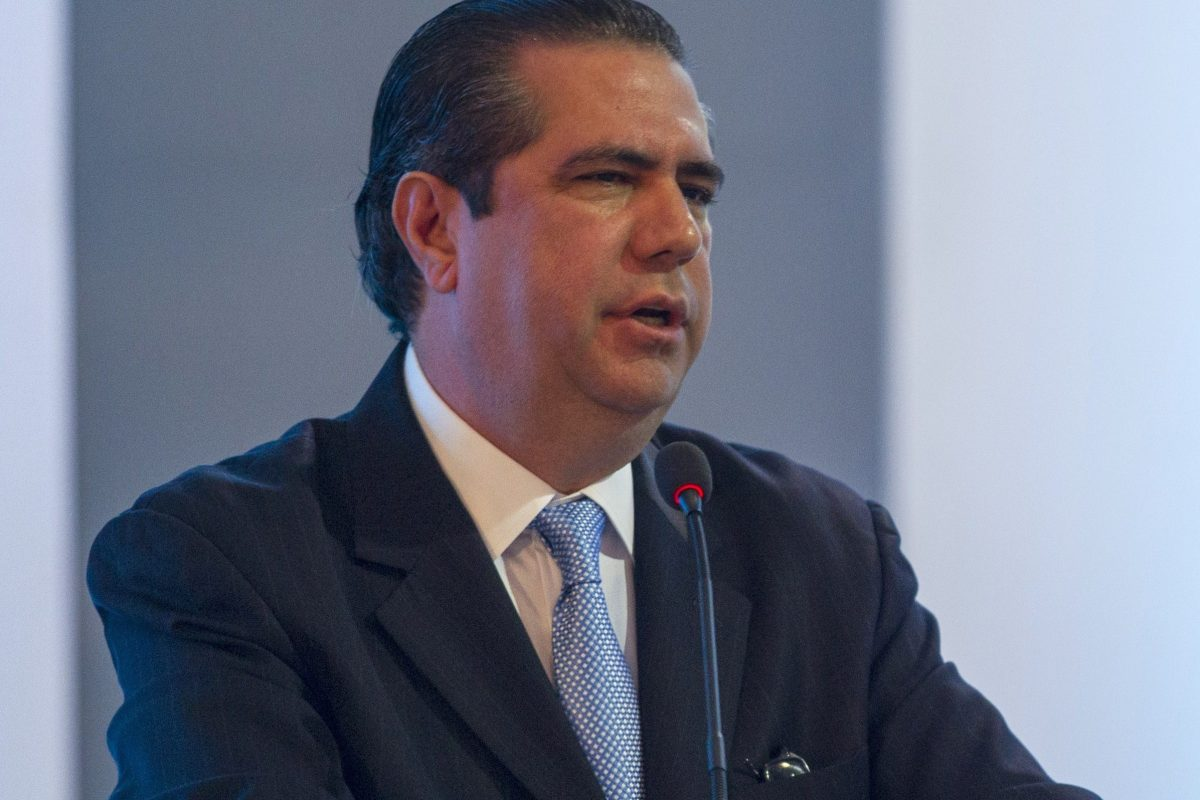 Le ministre dominicain du Tourisme, Francisco Javier Garcia./Photo: AFP