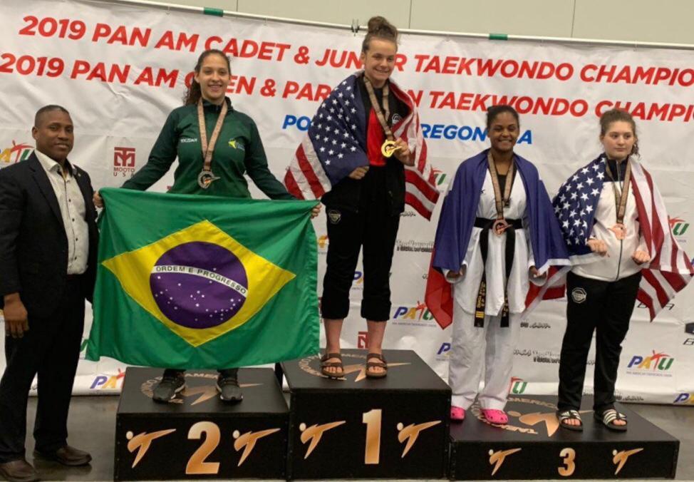 Haïti gagne deux médailles aux Jeux de Pan American