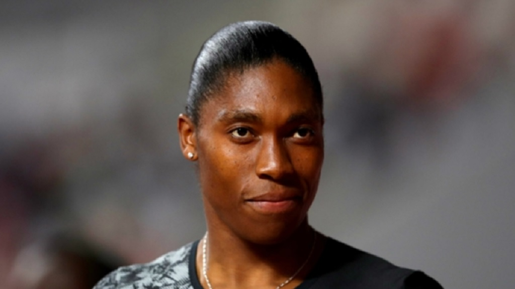 Caster Semenya is fighting for her athletics future.