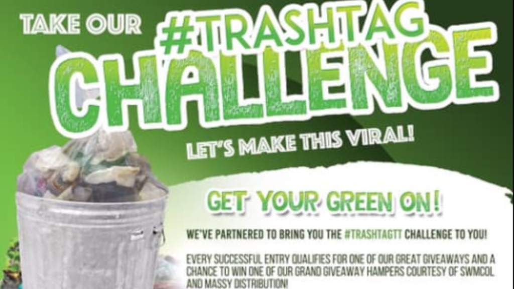 Hello Green Wants T Amp T To Get In On Viral Trash Tag