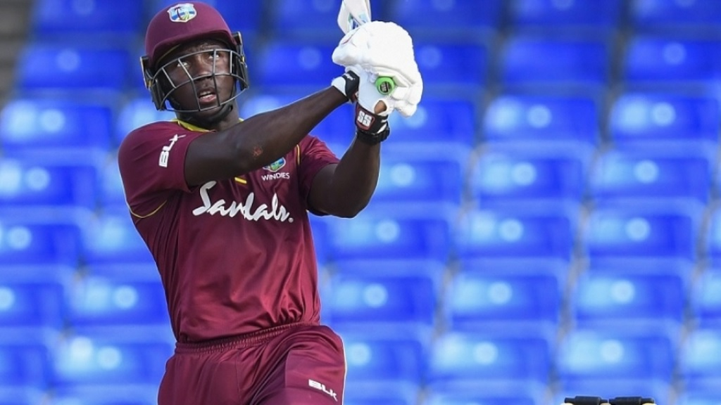 International all-rounder Jamaican Rovman Powell.