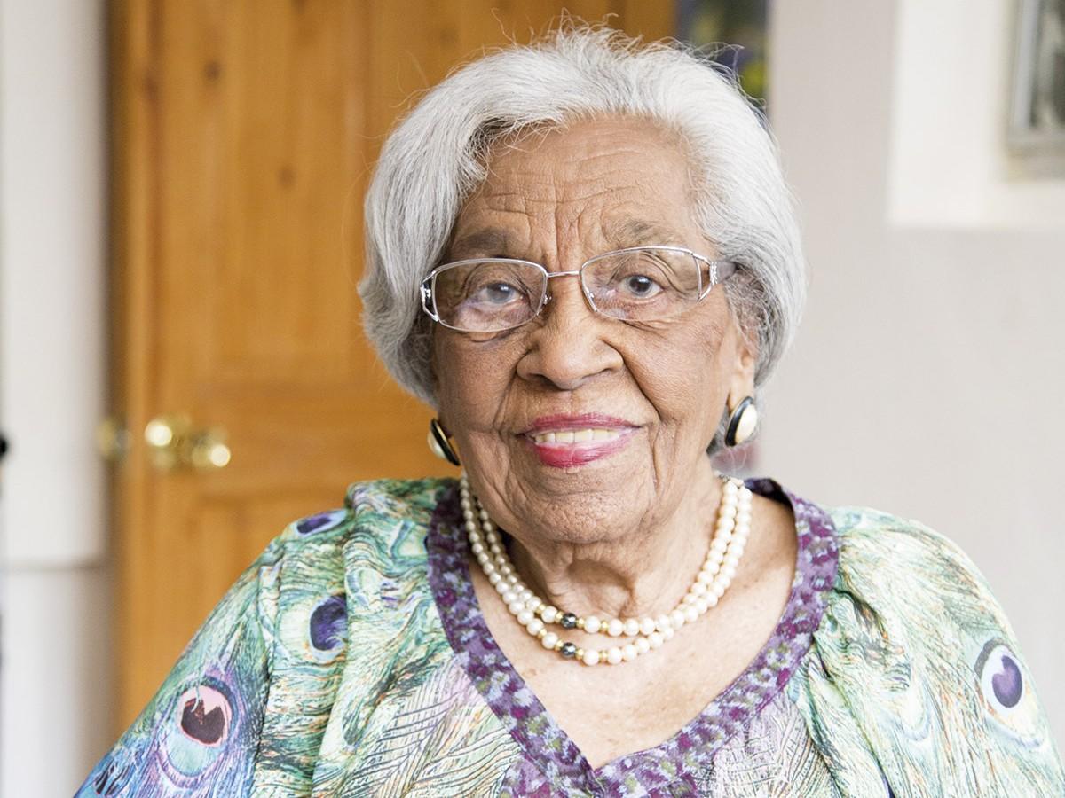 Odette Roy Fombrun : 102 ans, encore sur les rails