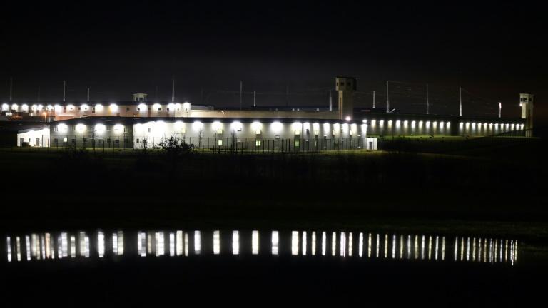 Le centre pénitentiaire de Condé-sur-Sarthe le 6 mars 2019. AFP / JEAN-FRANCOIS MONIER