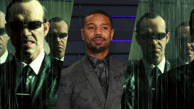 La star de «Black Panther» et de «Creed» rejoint le casting. Il pourrait incarner Morpheus. Depuis 2017, des rumeurs évoquent un quatrième volet consacré au mentor de Néo. Jean-Baptiste LACROIX / AFP / Warner Bros. France