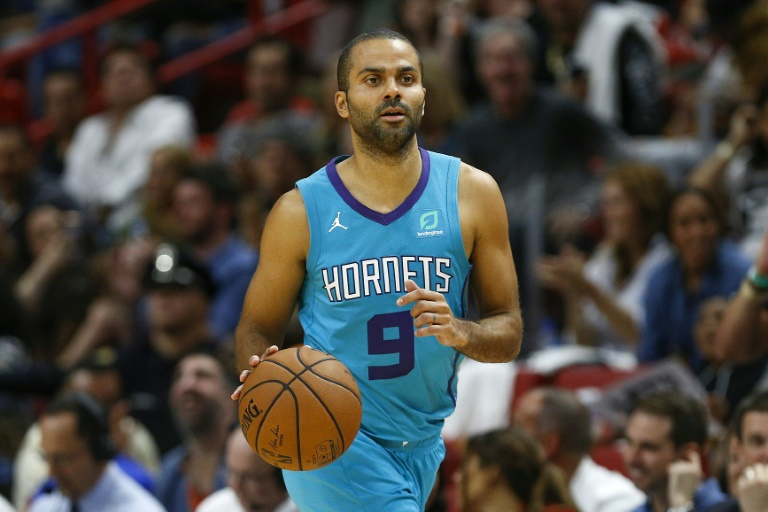 GETTY IMAGES NORTH AMERICA/AFP/File / Michael Reaves Tony Parker has retired from the NBA after 18 seasons