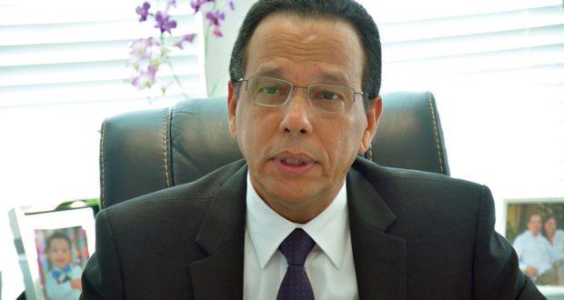 Le ministre dominicain de l'Éducation, Antonio Peña Mirabal.