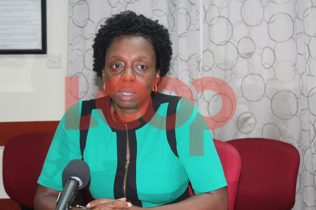 BWU General Secretary, Senator Toni Moore