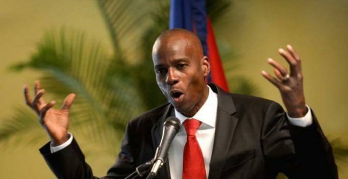 Le president Jovenel Moise, une des tête de la Firme AGRITRANS S.A