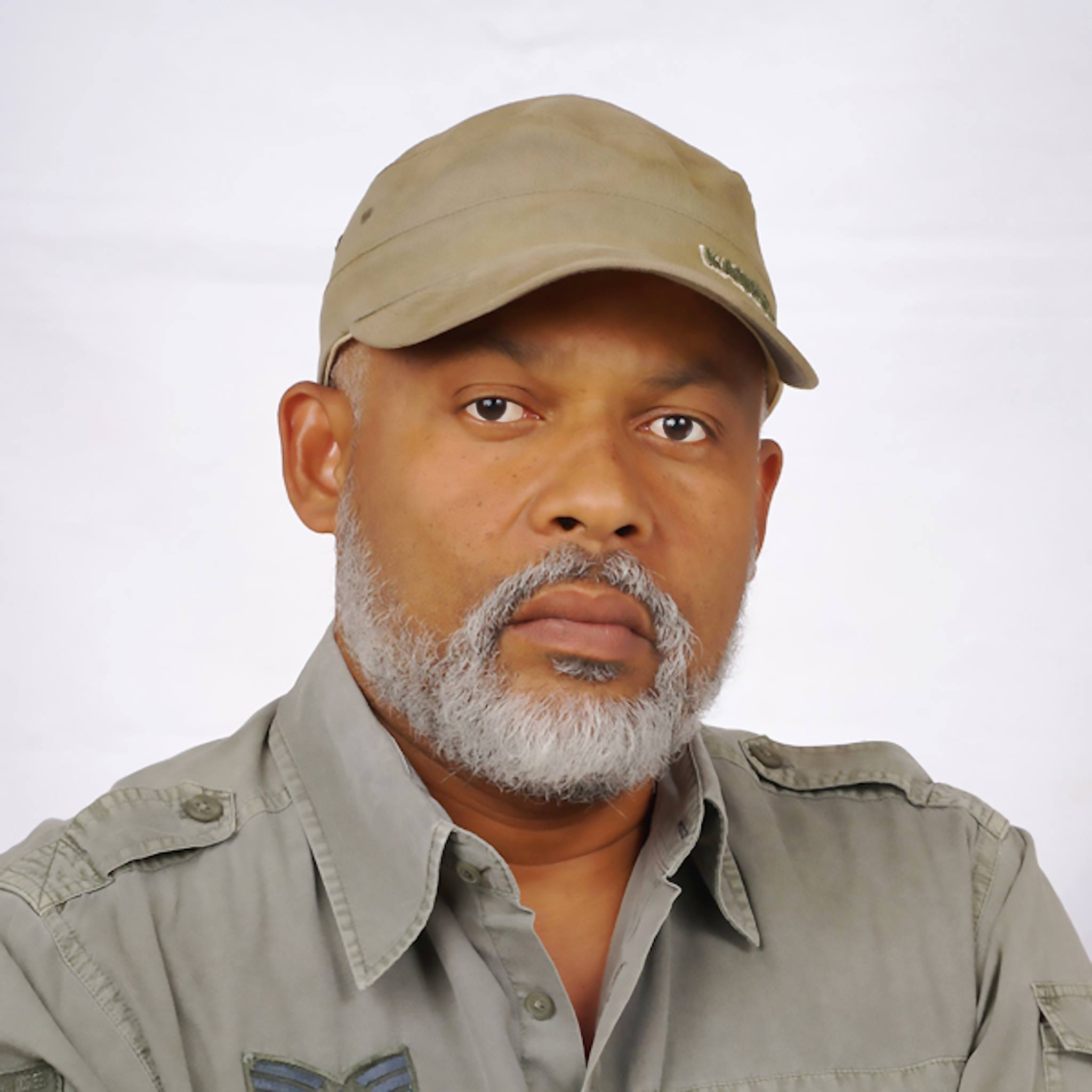 Eric Jean Baptiste, secrétaire général du Rassemblement des Démocrates Nationaux Progressistes (RDNP)