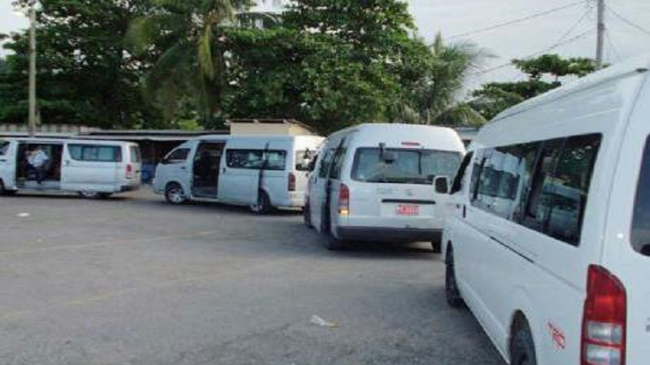 File photo of operations in a section of the Ocho Rios Transport Centre in St Ann.