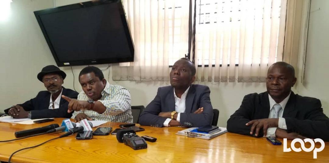 Les avocats de la partie civile conjointement avec le réseau des plaignants Petrocaribe / Loop Haiti