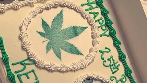 Instead Of 'Moana' Cake, Mother Mistakenly Gets Marijuana-Themed Cake