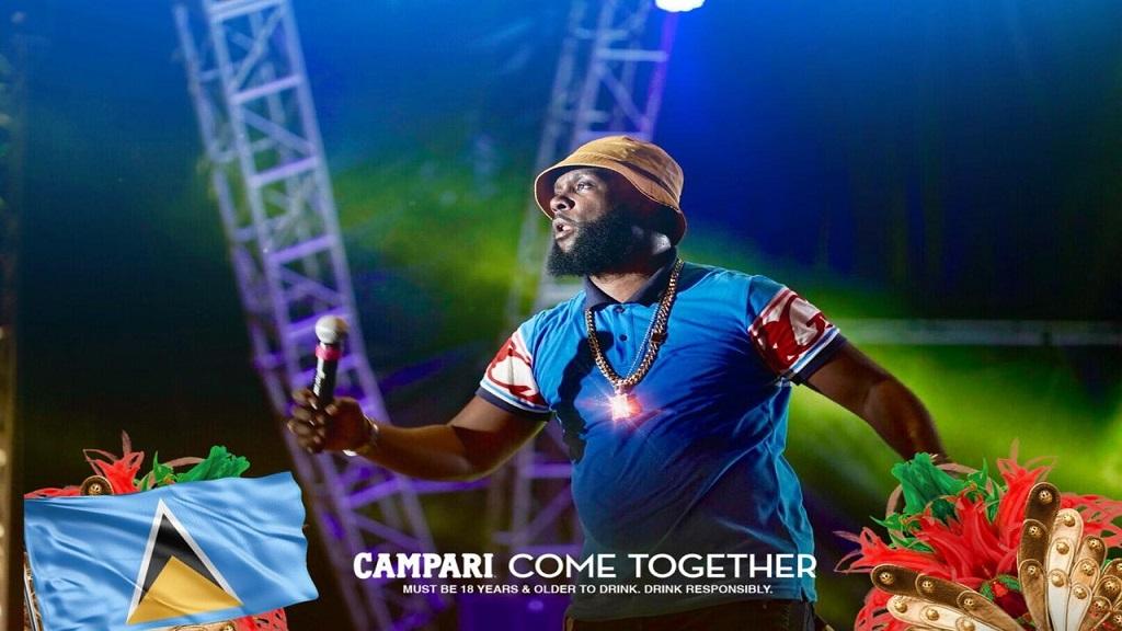 Campari ambassador, Bunji Garlin