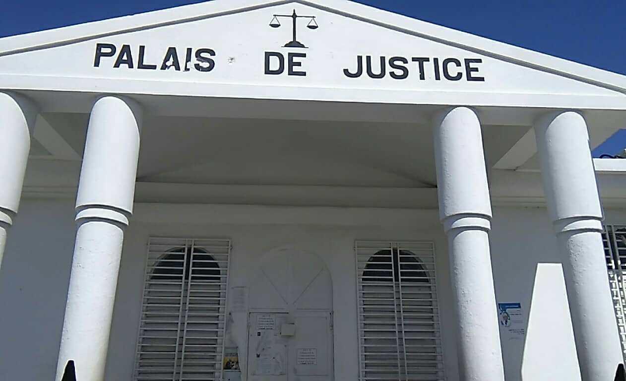 Palais de justice des Gonaïves