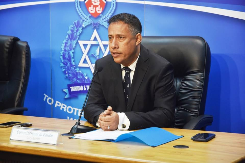 Police Commissioner Gary Griffith via Facebook, the Trinidad and Police Service (TTPS).