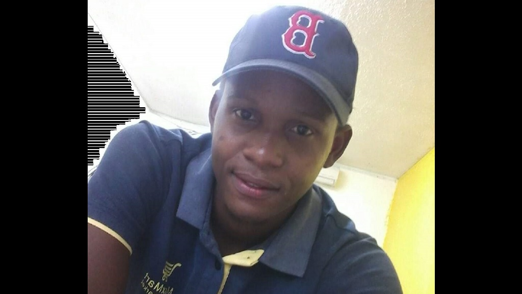 Chensie Chambers who died after being shot at the Santa Cruz Market in St Elizabeth.