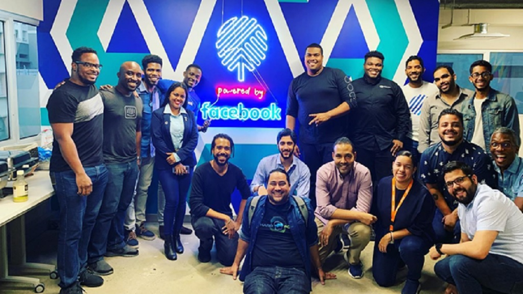 DevC leads from across North America and the Caribbean convened with the Facebook team in Puerto Rico to discuss the vision for the regional tech ecosystem. Jamaica's lead, Nicholas Kee is pictured third from the left.