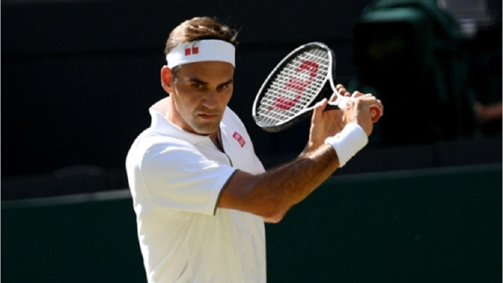 Roger Federer is chasing his 21st grand slam title.