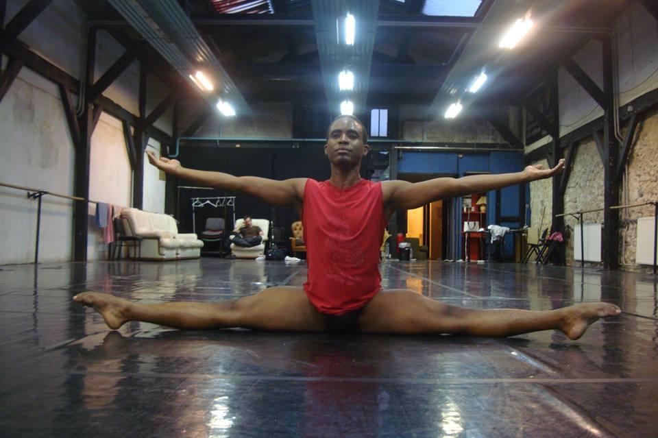 L'auteur de cet article a rencontré le danseur, chorégraphe et enseignant Jean-Aurel Maurice dans un hôtel à Queens, à New York le dimanche 30 juin 2019. Photo : Jean-Aurel Maurice/Facebook
