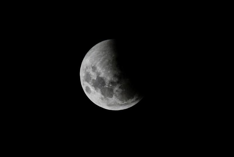 Eclipse de lune le 21 janvier 2019 en Argentine