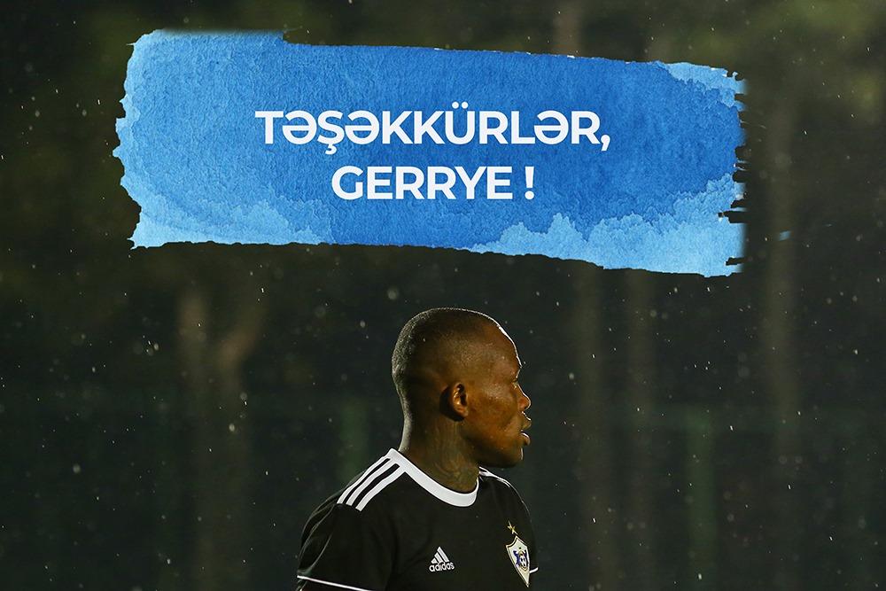 Photo publiée sur la page Facebook du club Qarabağ FK