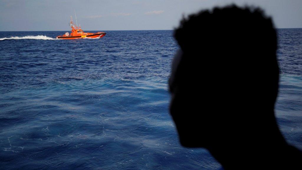 Les naufragés étaient partis le 1er juillet de la ville libyenne de Zouara, à 120 km à l'ouest de Tripoli. Juan Medina, Reuters (illustration)