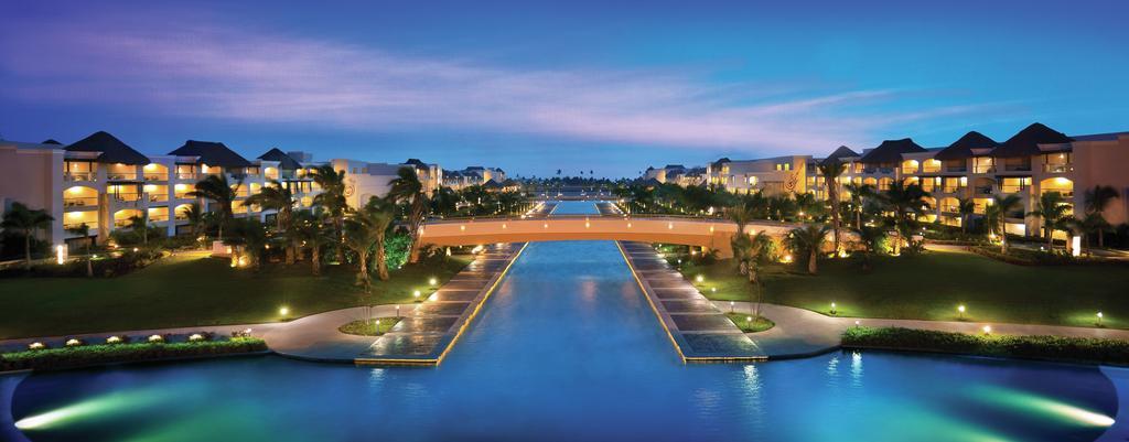 Hard Rock Hotel, situé à Punta (en République Dominicaine), un des complexes hôteliers ou des touristes américains sont décédés alors qu'ils passaient des vacances./Photos: Booking-archives
