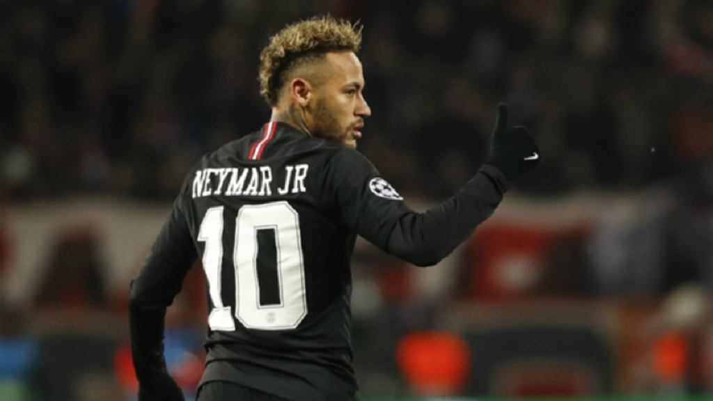 Neymar remains a Paris Saint-Germain player.