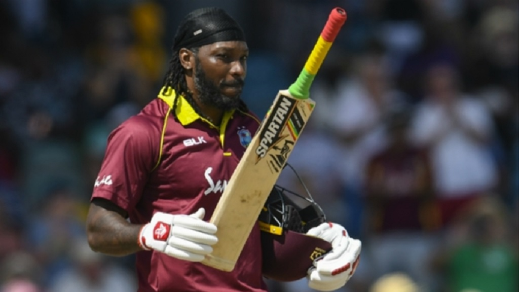 Chris Gayle is the obvious threat to Australia.