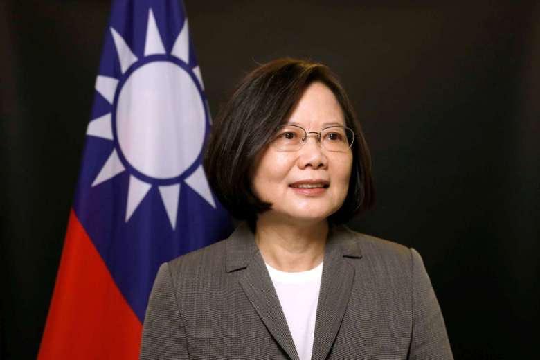 Tsai Ing-Wen, président du Taiwan/ Photo: Présidence taïwanaise