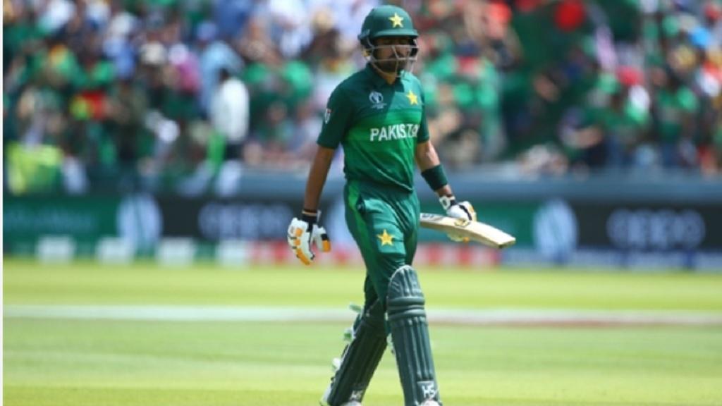 Pakistan batsman Babar Azam.