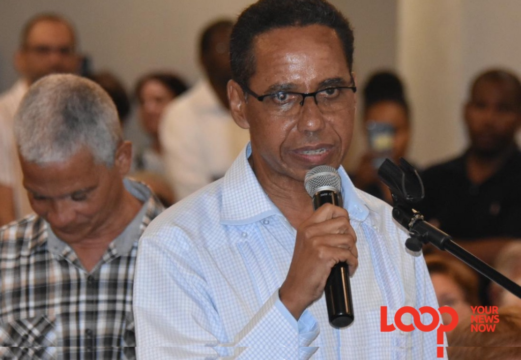 Social activist and Barbados' current Ambassador to CARICOM David Comissiong