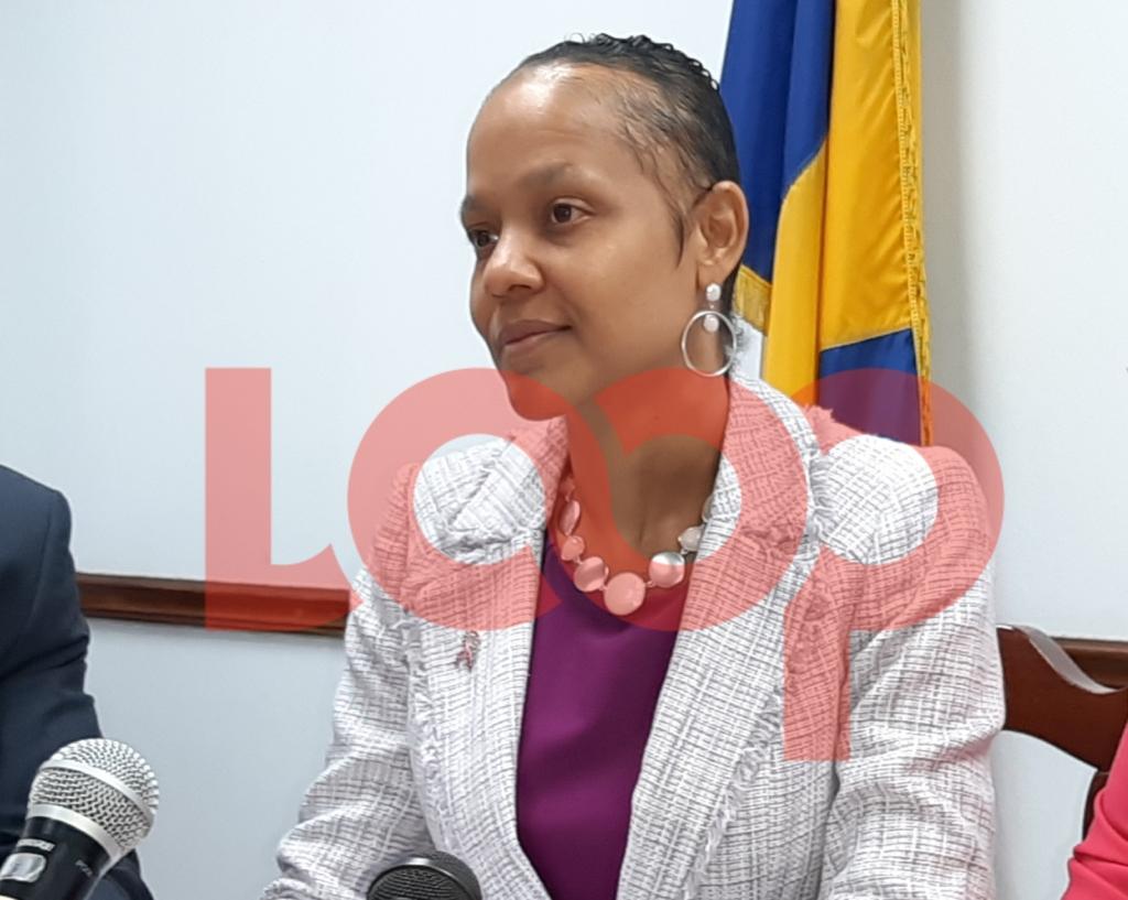Minister Santia Bradshaw (FILE)