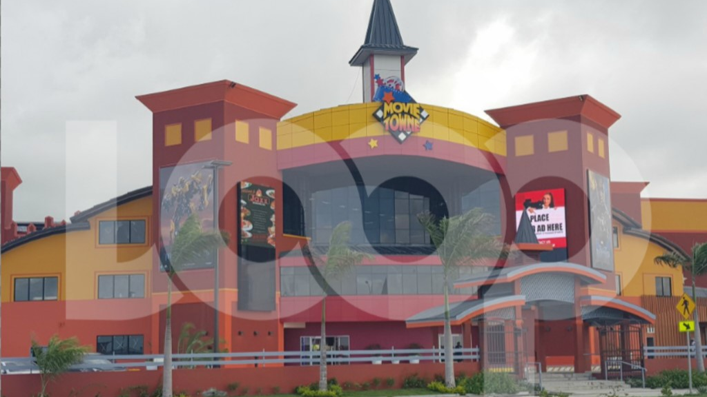 Movie Towne Guyana is one of the many investments the country is seeing lately.