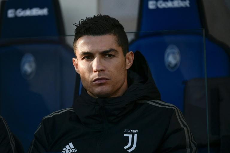 Cristiano Ronaldo. Photo AFP