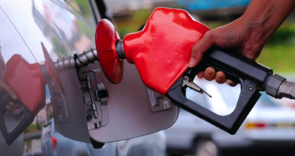 Slight decrease in gas prices