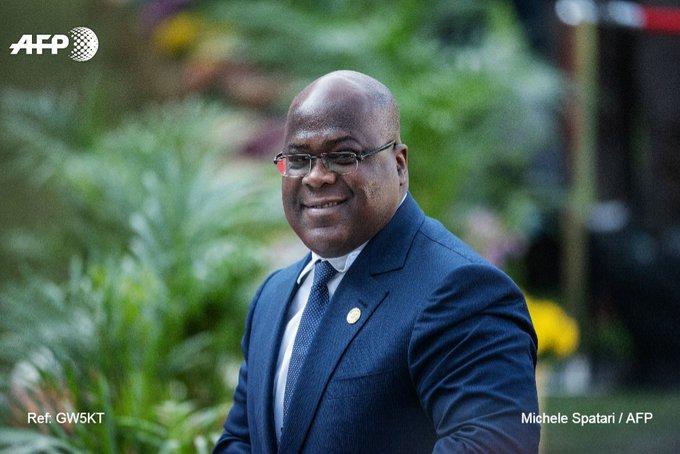 Le président congolais, Felix Tshisekedi exhorte une société chinoise à mieux payer ses salariés congolais